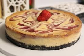 chocolate strawberry cheesecake. Brilliant Cheesecake White Chocolate Strawberry Swirl Cheesecake  Tasty Kitchen A Happy Recipe  Community Throughout M