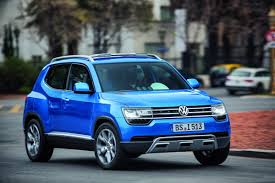 vw new car releaseAutocar Drives EcoSportSlayer VW Taigun Details  New Pics Released