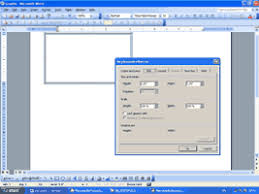 how to create business cards in word doing business card with ms word