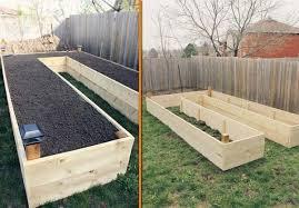 garden bed edging ideas woohome 10