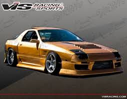 mazda rx7 fast and furious body kit. mazda rx7 vis racing b speed full body kit 86mzrx72dbsp099 rx7 fast and furious