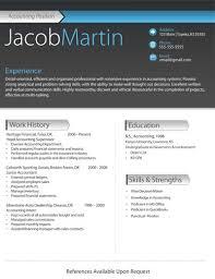 Free Resume Templates In Word Free Resume Templates Modern Resumes