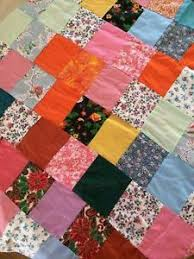 Vintage Quilt - Antique, Colonial | eBay & Vintage Patchwork Quilts Adamdwight.com