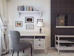 vintage office decorating ideas. exellent vintage gallery of unusual retro office decorating ideas for small space with l  shape grey desk and white bookshelf also glass door decor idea  vintage e