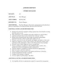 Assistant Manager Job Description For Resume free thank you letter templates 100 free word pdf documents with 94