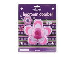 Kids Doorbell for Bedroom Wireless Door Chime Toy Doorbell Daisy Bell  Plastic #NA