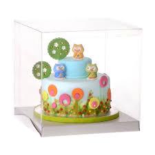 modecor transpa pvc box cake with