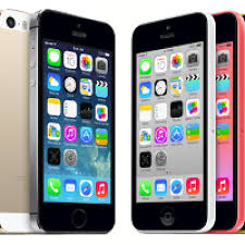 blue tops Apple iPhone 5c color options ...