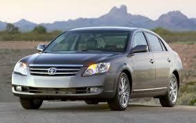 2006 Toyota Avalon - Information and photos - ZombieDrive