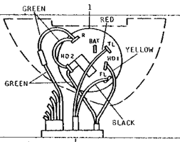 1967 john deere 4020 light switch wiring john deere forum Need Help Wiring Lights On 6 Volt Yesterdays Tractors ar28401 will only have one battery terminal as it was used on 4020 gasoline & lpg fueled tractors with 12 volt systems