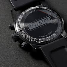 original burberry sport athlete style mens chrono black watch bu7701 home > mens watches >