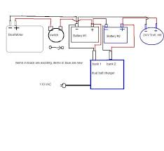 trolling motor wiring diagram wiring diagram and hernes 12 24 volt trolling motor run charge switch wiring ion minn kota trolling motor wiring diagram