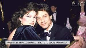 Ex-Husband Eddie Van Halen ...
