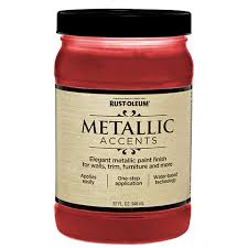 Rustoleum Paint Chart Rust Oleum Metallic Accents Product Page
