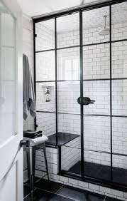 framed shower enclosures rely on a metal skeleton to support the surrounding glass typically utilizing thinner glass measuring 1 8 to 3 16 thickness