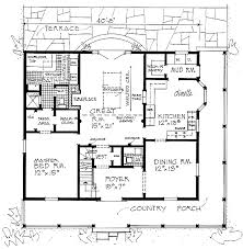 image 12812 from post wrap around porch floor plans with cottage house plans with wrap around porch also ranch house floor plans with wrap around porch
