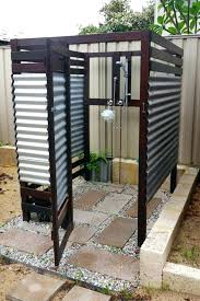 outdoor bathroom for pool outdoor bathroom for pool best outdoor shower enclosure ideas on pool shower