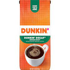 4 out of 5 stars with 76 reviews. Amazon Com Dunkin Original Blend Medium Roast Decaf Ground Coffee 12 Ounces Grocery Gourmet Food
