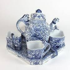 Tea Set Display Stand For Sale Chinese Tea Set EBay 82