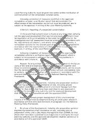 pa application for discharge of conditions  draft decision notice page 4