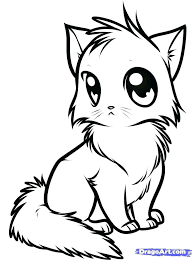 Cute Coloring Page Coloring Pages Of Cats Cat Coloring Pages Cute