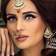 makeup artist ambreen makeup for more south asian bridal inspiration visit mytrousseau