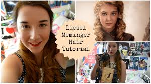 liesel meminger hair tutorial