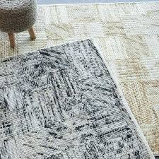black wool rugs uk felted wool rug abstract geometric black white gray area rug 8 x
