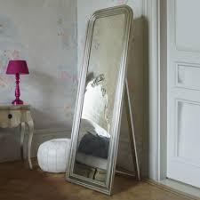 silver floor mirror. Great Floor Standing Mirror Silver E