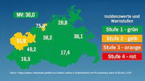 Corona in MV: 46 Neuinfektionen - Schwerin nicht mehr