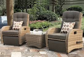 summer outdoor furniture. This Naturally Cushions You Because Of The Nature Woven Furniture. Extra Are Also Included In These Patio Sets. Summer Outdoor Furniture H