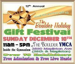 boulder holiday gift festival tickets ymca of boulder valley westword