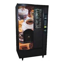Used Coffee Vending Machines Classy Used National 48 Fresh Brew Coffee Vending Machine