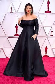 Abiti Oscar 2021 look fashion spettacolo di stile