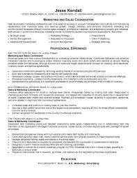 Event Manager Resume Marketing Coordinator Job Description Templates