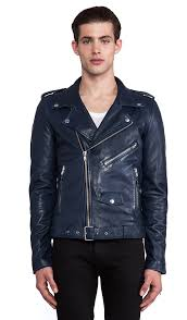 leather jacket 5 leather jacket 5 blk dnm