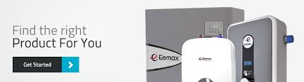 tankless water heaters eemax find the right product for you