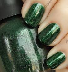 A Little Holiday Green From Finger Paints All Lacquered Up