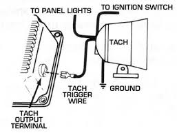 generous the panel with tachometer wiring diagram pictures