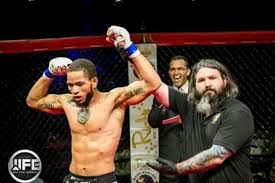 """Carlton Terrance (""""DK"""")   MMA Fighter Page   Tapology"""