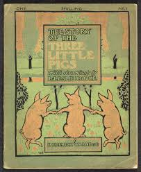 the story of the three little pigs