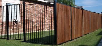 wrought iron privacy fence. Brilliant Wrought Iron Fence With Vinyl Pickets For Privacy With Wrought Privacy Fence