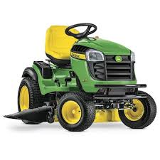 E170 25 Hp V Twin Side By Side Hydrostatic 48 In Riding Lawn Mower With Mulching Capability Kit Sold Separately