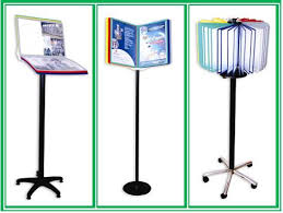 Document Display Stands Adorable Document Display Solution Document Display Systems File And Folde