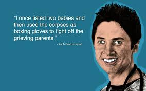 Scrubs Quotes Beauteous Inspiring Quote From Zach Braff Scrubs [48 X 48