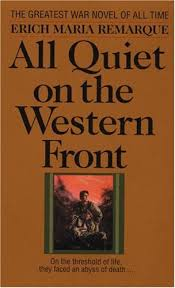 critical book review all quiet on the western front letterpile pictured is the edition used for this review