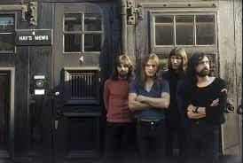 Pink Floyd Hays Mews, London 1970s   Pink floyd band, Pink floyd, Pink  floyd wallpaper