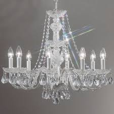 classic lighting monticello 8 light crystal chandelier reviews in 8 light chandelier view