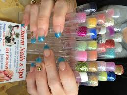 photo charm nails spa