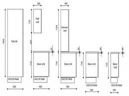 Kitchen Wall Cabinets Standard Sizes